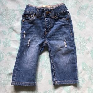 Levi's 514 straight jeans for baby